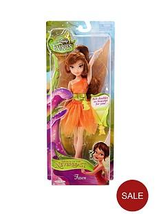 disney-fairies-disney-fairies-9inch-legend-of-neverbeast-fawn-with-neverbeast-charm