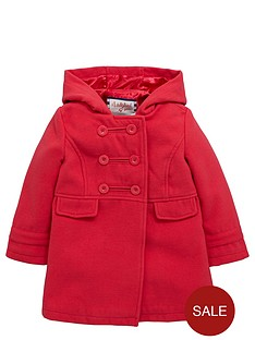 ladybird-girls-fashionnbspdufflenbspcoat-with-hood-12-months-7-years
