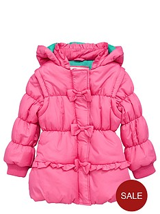ladybird-girls-frill-trim-padded-jacket-with-zip-off-sleeves-12-months-7-years