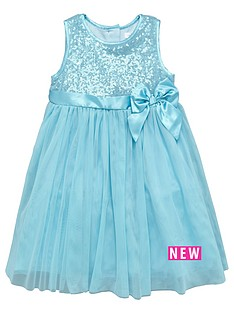 ladybird-girls-sequin-bodice-and-tulle-occasion-dress-with-satin-bow-12-months-7-years