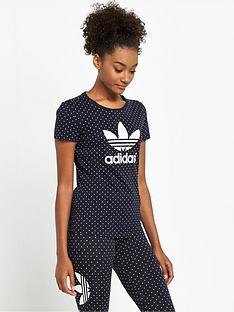 adidas-originals-dotty-trefoil-t-shirt