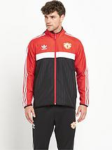 adidas Originals Manchester United Windbreaker