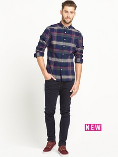 goodsouls-long-sleeve-mens-check-shirt-multi
