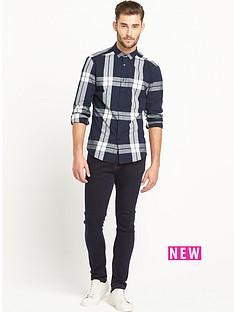 goodsouls-overscale-long-sleeveampnbspcheck-shirt