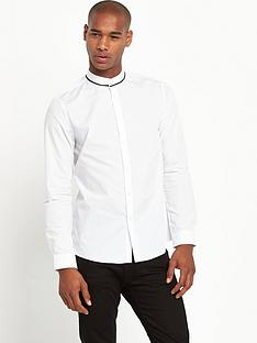 taylor-reece-grandad-collar-mens-shirt-white