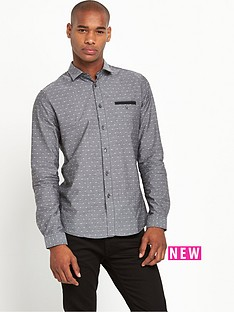 taylor-reece-spot-print-mens-shirt
