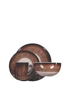 streetwize-accessories-16-piece-melamine-set-stone-design