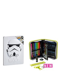 star-wars-filled-pencil-case-and-notebook