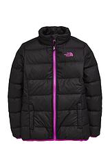 THE NORTH FACE YOUTH GIRLS ANDES DOWN JACKET