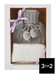 love-home-winter-warmers-hot-water-bottle-gift-set