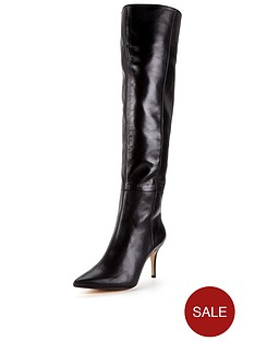 dune-sylver-leather-heeled-knee-boot