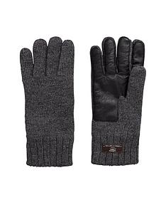 ugg-australia-ugg-knitted-smart-glove-with-leather-palm