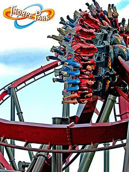 virgin-experience-days-visit-to-thorpe-park-resort-surrey-and-lunch-for-two-adultsnbsp