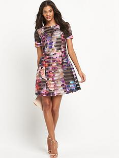 oasis-photographic-organza-stripe-dress