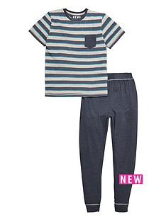 demo-stripe-pyjama-set