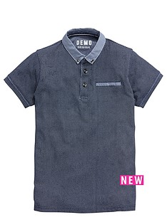 demo-boys-check-collar-polo-shirt