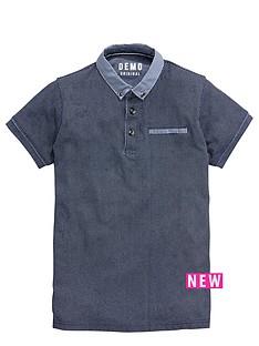 demo-short-sleeve-check-collar-polo