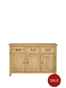 london-solid-oak-ready-assembled-large-sideboard