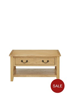 london-solid-oak-coffee-table