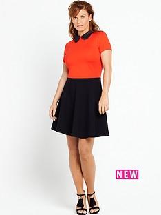 coleen-coleen-rooney-cut-work-collar-dress