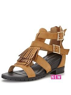 glamorous-glamorous-fringed-low-wedge-sandal