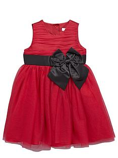 ladybird-girls-tutu-occasion-dress-with-large-satin-bow-12-months-7-years