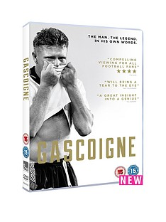 gascoigne-dvd