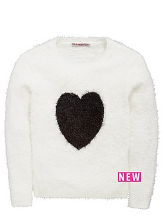freespirit-girls-eyelash-heart-jumper