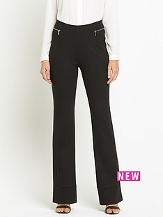 definitions-definitions-ponte-zip-detail-kickflare