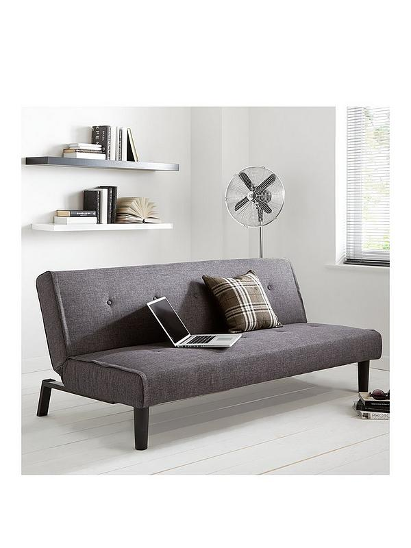 Dax Fabric Sofa Bed Very Co Uk