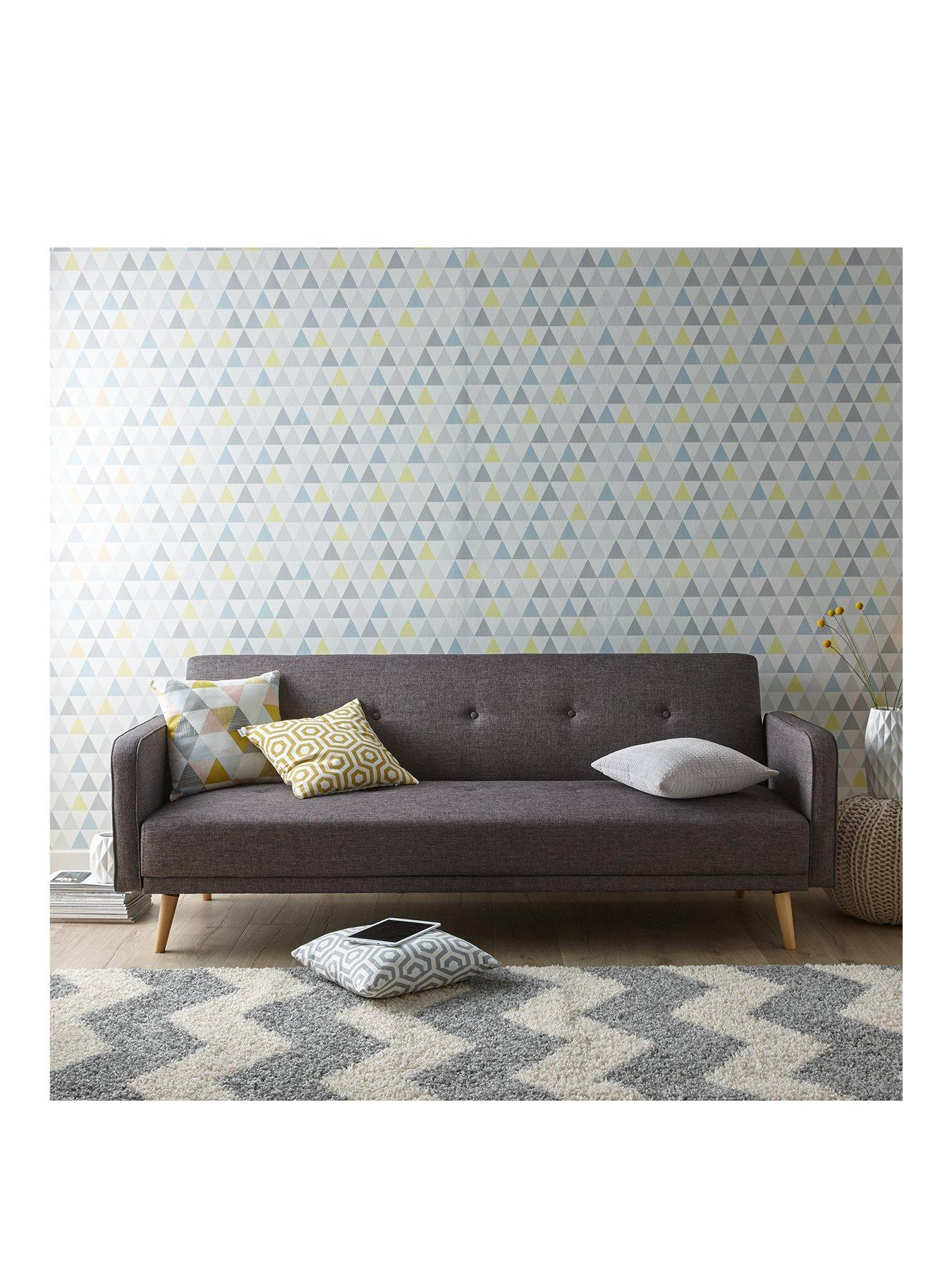 Ideal Home Quinn Fabric Sofa Bed verycouk