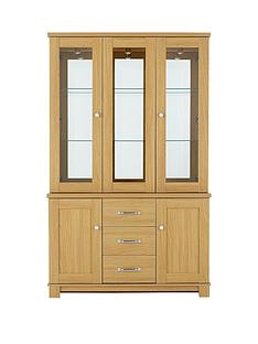consort-consort-belvoir-ready-assembled-3-door-glass-display-unit