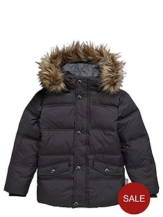 name-it-boys-fauxnbspfur-hooded-down-filled-jacket