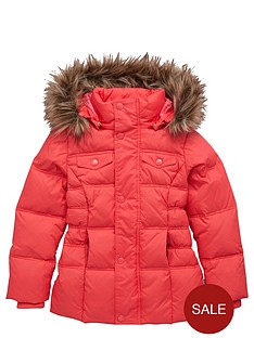 name-it-girls-fauxnbspfur-hooded-down-filled-jacket