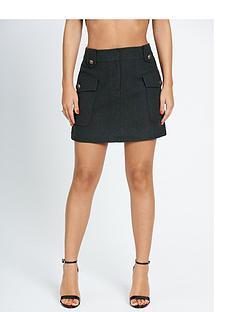 samantha-faiers-military-skirt