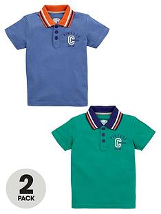 ladybird-boys-polo-shirts-2-pack