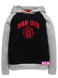 manchester-united-manchester-united-junior-raglan-fleece-hoody