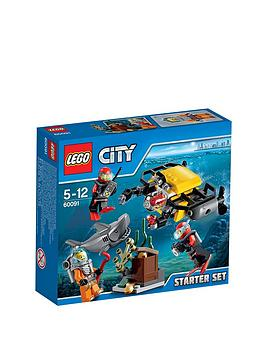 lego-city-city-deep-explorers-deep-starter-set-60091