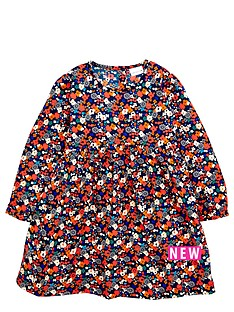 ladybird-girls-ditsy-floral-long-sleeve-dress-12-months-7-years