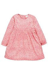 Girls Neon Flower Dress - 12 months - 7 years