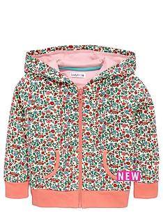 ladybird-toddler-girls-2pk-zip-through-ampamp-over-the-head-floral-hoodys-1-7