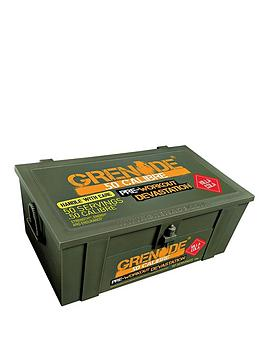 Grenade .50 Calibre Ammo Box 580Kg Killa Cola