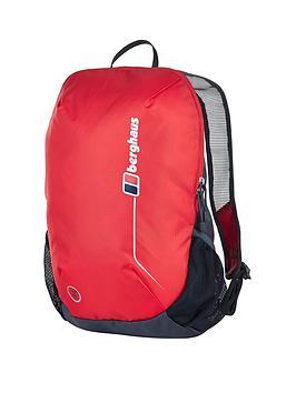 berghaus-f-light-18-litre-rucksack-reddark-grey