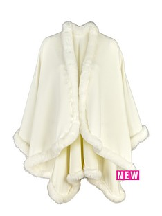 premium-cape-with-faux-fur-trimnbsp