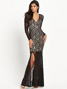 forever-unique-kelsienbsplace-v-neck-maxi-dress