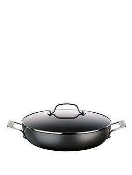 circulon-30cm-paella-pan-with-lid