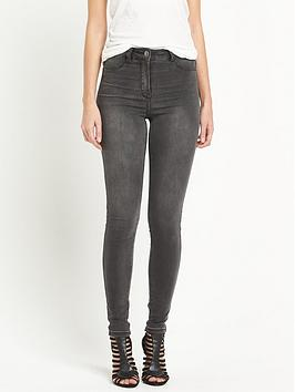 South Superstretch High-Waist Skinny
