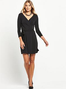 south-petite-jersey-wrap-workwear-dress