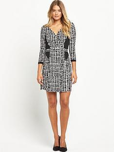 south-petite-printed-jersey-wrap-workwear-dress