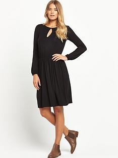 south-petite-jersey-tea-dress